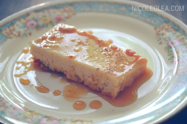 Flan Recipe, Cuban Flan