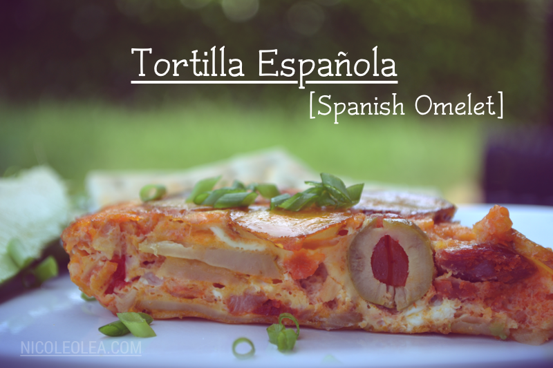 spanish omlet recipe, tortilla from spain, tortilla cubana, tortilla espanola, recipe