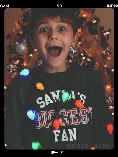 telling kids about santa