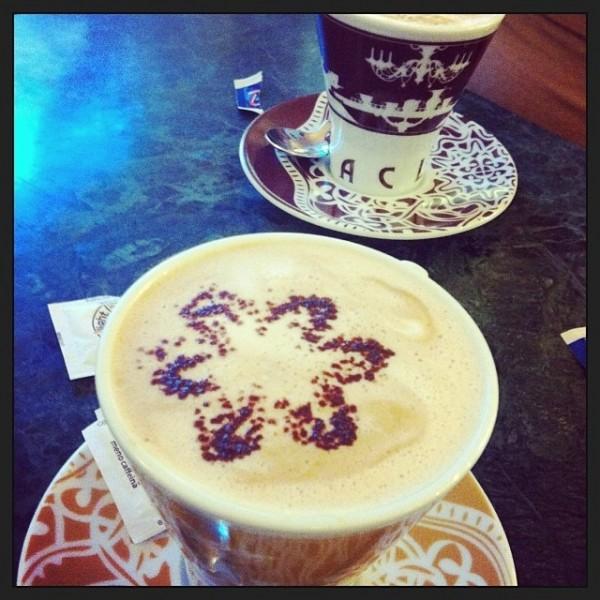 cappucino, cafe, italy,