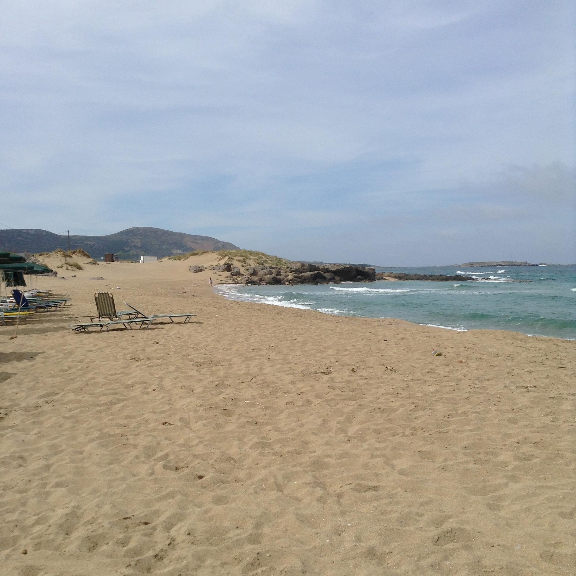 falassarna beach crete