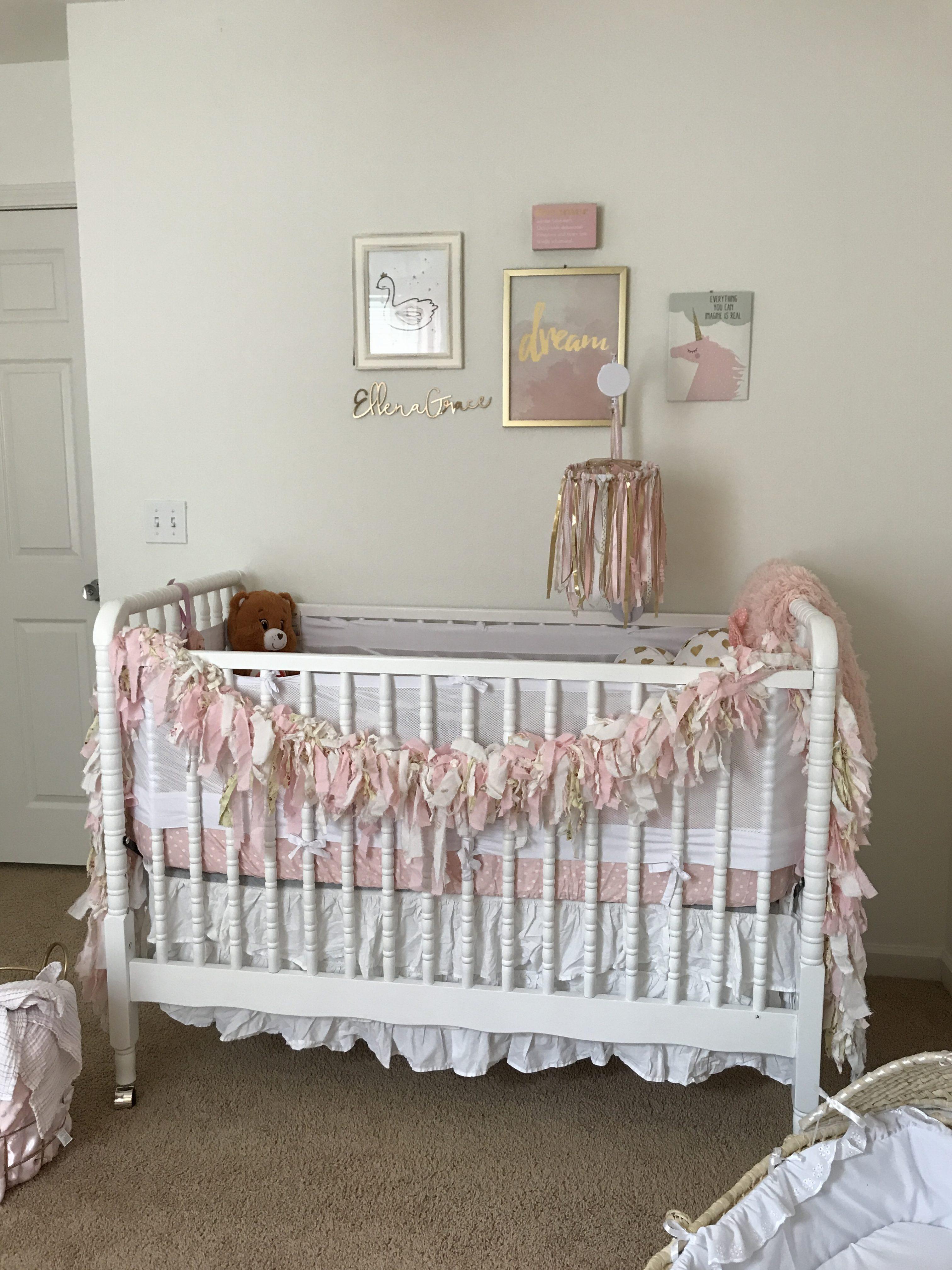 Classic White Crib