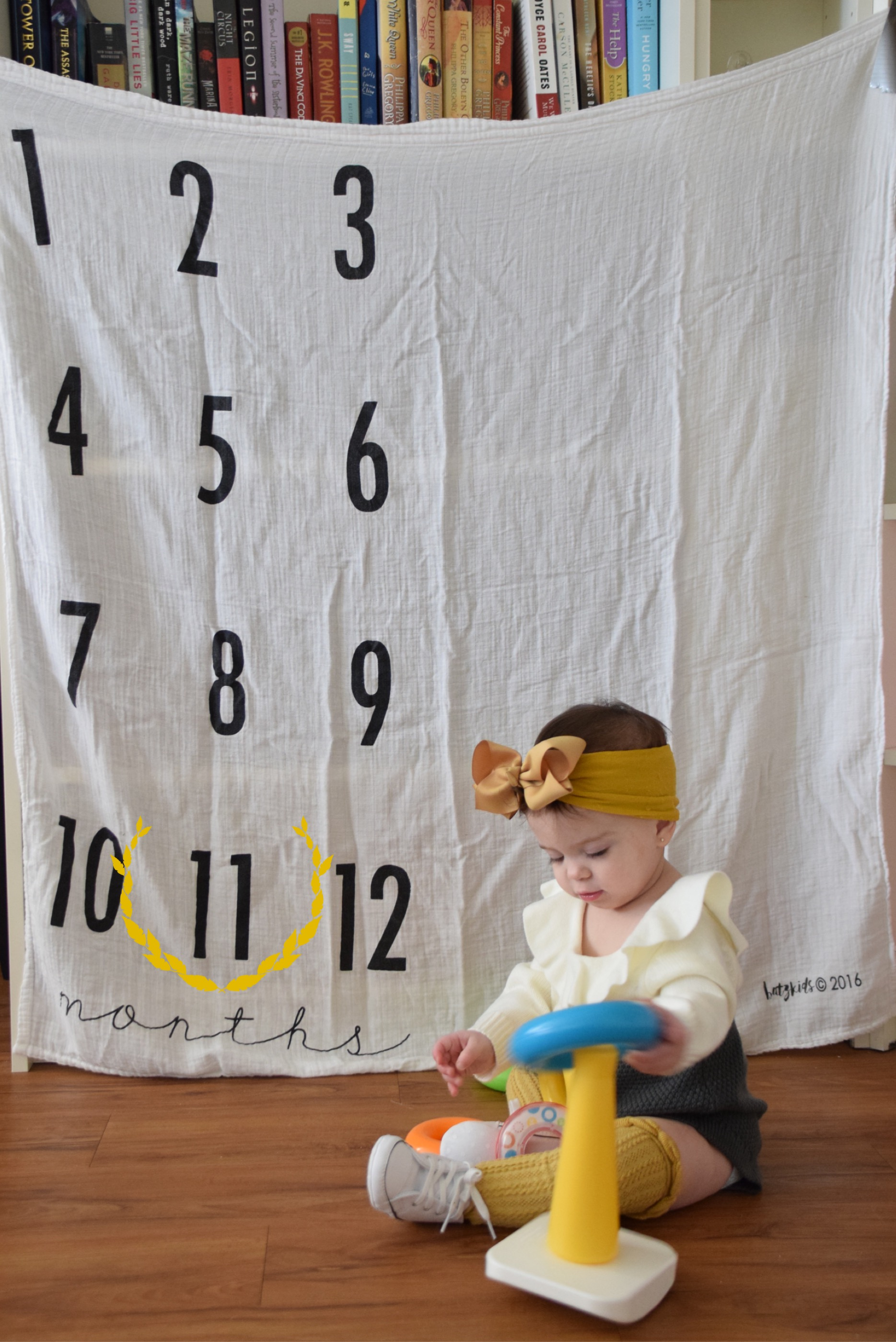 Baby is Eleven Months Old – Photos and Milestones