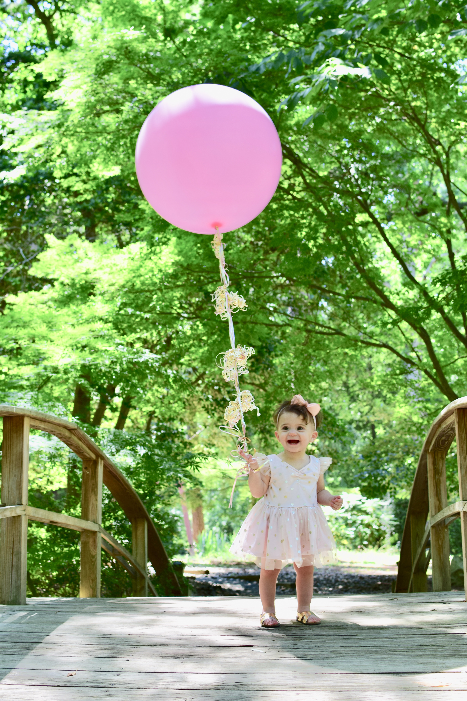 giant balloon baby photos
