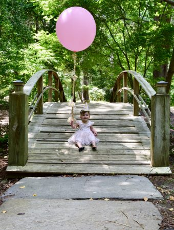 outdoor first birthday picture ideas