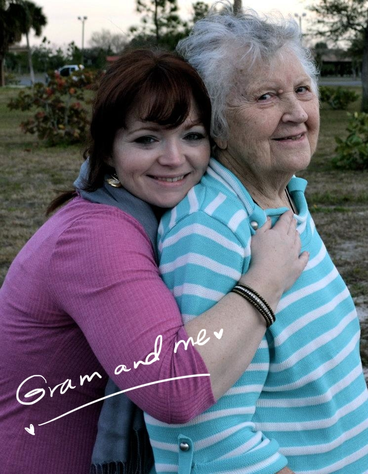 Gram and me