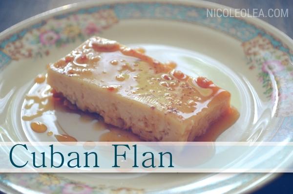 Flan Recipes