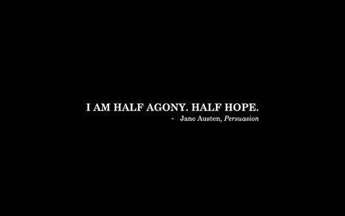 Jane Austen Persuassion quote