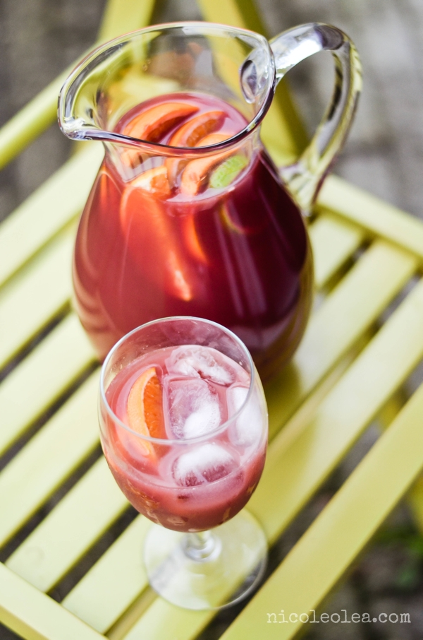 Spanish Sangria, Sangria Recipe, fruit sangria, red wine sangria