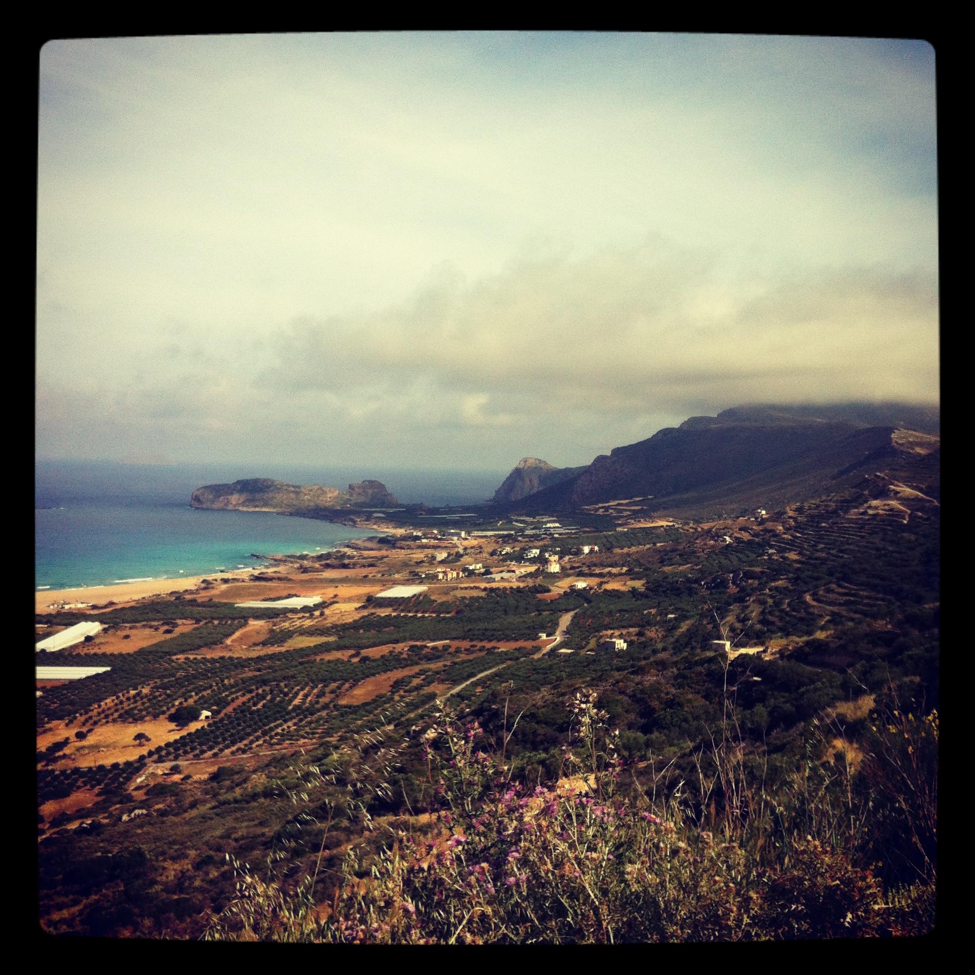 Falassarna, Crete, Greece