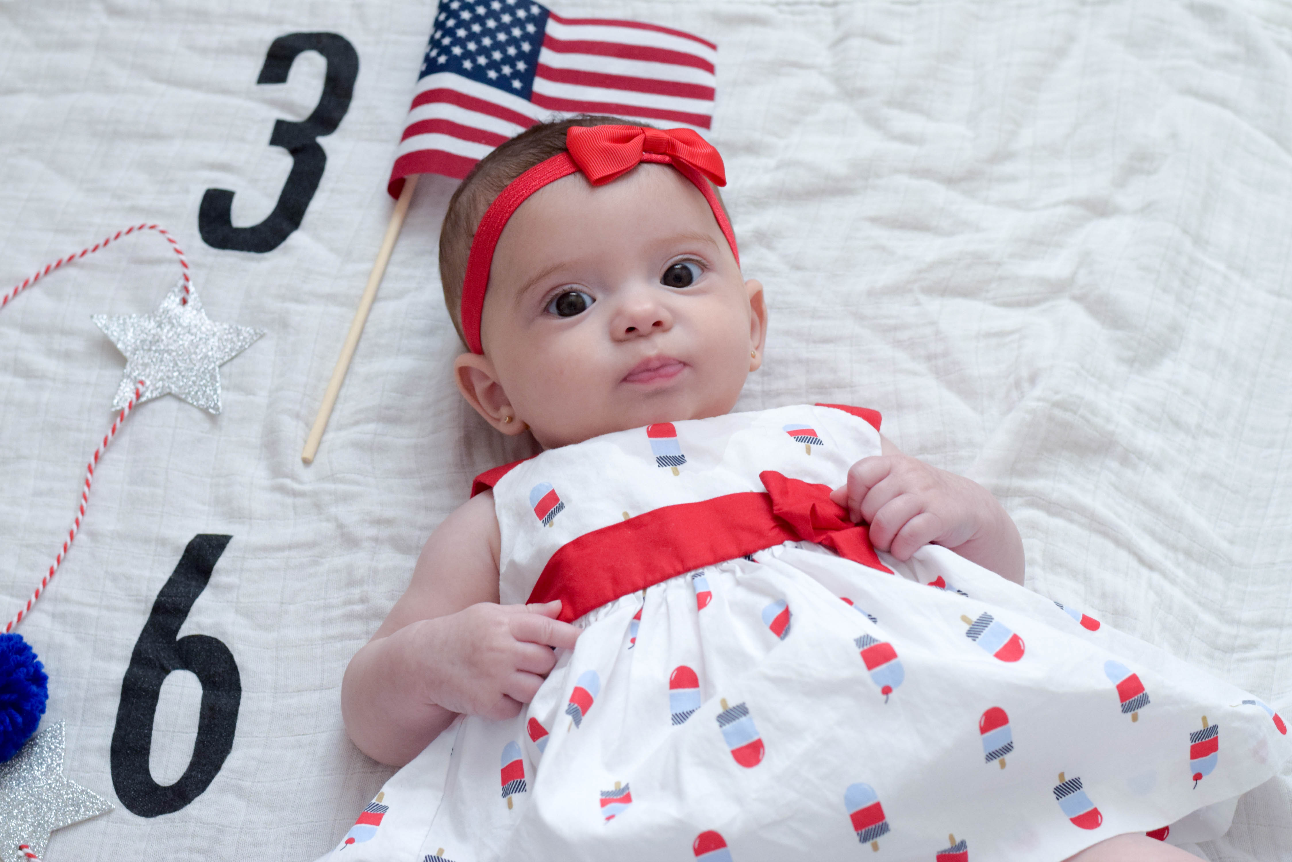 baby Independence Day picture