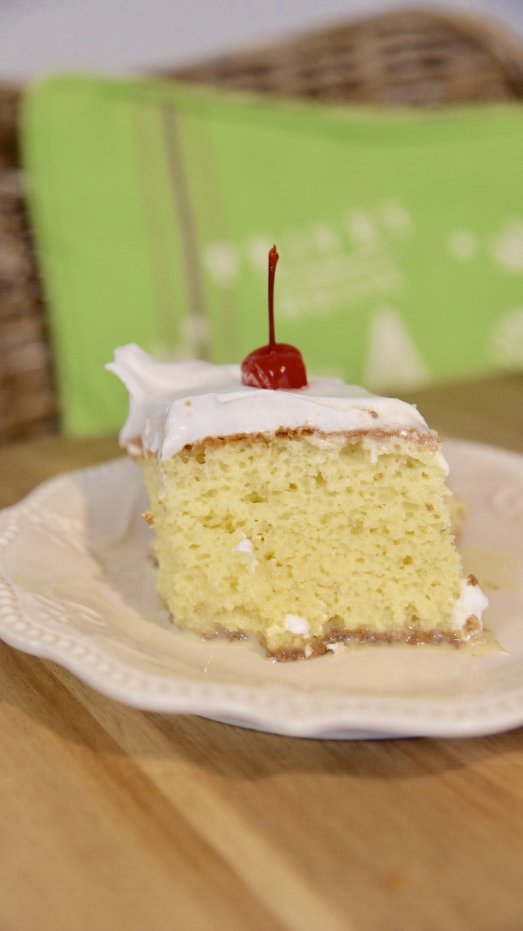 Cuban Tres Leches Cake Recipe